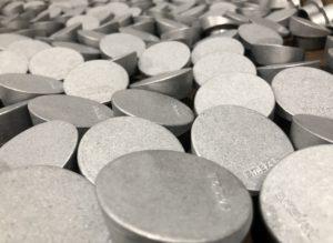Odlewy śrutowane aluminiowe